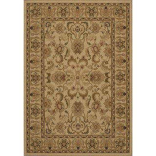 Westminster Traditional Gold Rug (5'3 x7'7)