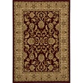 Westminster Agra Red Rug (9'10 x 13'6)