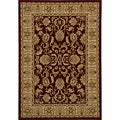 Westminster Agra Red Rug (7'10 x 10'10)