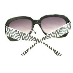 Women's Zebra-print Fashion Sunglasses