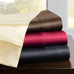 Premier Comfort Satin Queen-size Sheet Set