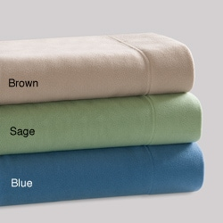 Microfleece Queen-size Sheet Set