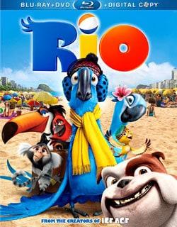 Rio (Blu-ray/DVD)