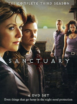 Sanctuary: The Complete Third Season (DVD)