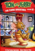 Tom and Jerry: Fur Flying Adventures Volume 3 (DVD)