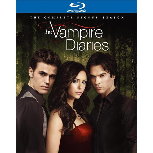 The Vampire Diaries: The Complete Second Season (Blu-ray Disc) 8152551