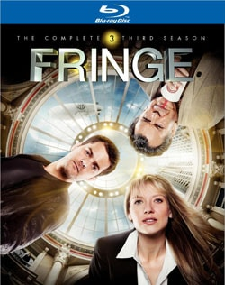 Fringe: The Complete Third Season (Blu-ray Disc)