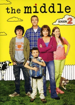 The Middle: The Complete Second Season (DVD)