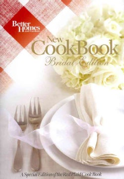 Better Homes and Gardens New CookBook Bridal Edition (Hardcover)