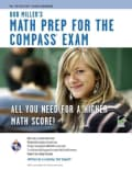 Bob Miller's Math Prep for the COMPASS Exam (Paperback)