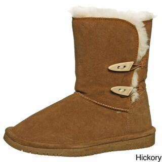 Bearpaw Women's 'Abigail' 8 Inch Boots