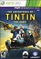 Xbox 360 - The Adventures Of Tintin: The Game - By Ubisoft