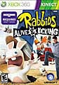 Xbox 360 - Raving Rabbids: Alive & Kicking - By Ubisoft