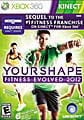 Xbox 360 - Your Shape Fitness Evolved 2012 - By Ubisoft