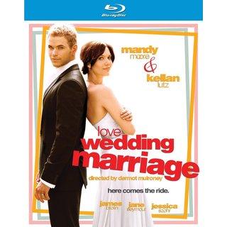 Love, Wedding, Marriage (Blu-ray Disc)