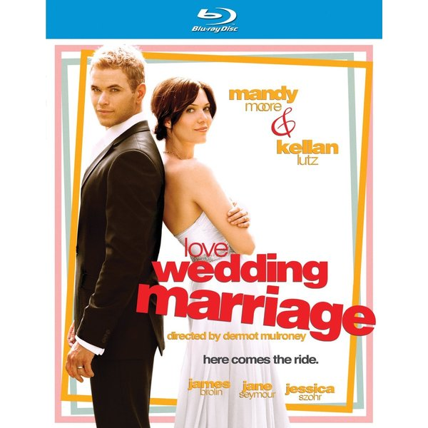 Love, Wedding, Marriage (Blu-ray Disc) 8153483