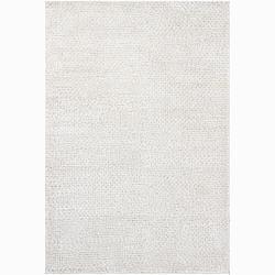 Handwoven Mandara New Zealand Wool Area Rug (5' x 7'6)