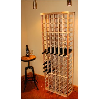 Redwood 102-bottle Wine Rack