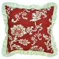 Bedelia Quilted Decorative Pillow