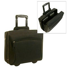 'Stay Open' Executive Rolling Laptop Business Case