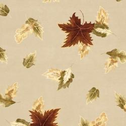 Safavieh Handmade Autumn Bouquet Beige Wool and Silk Rug (5' x 8')