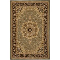 Safavieh Majesty Extra Fine Sage/ Brown Rug (3'3 x 5'3)