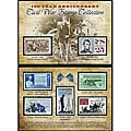 American Coin Treasures Civil War 150th Anniversary Commermorative Stamp Collection