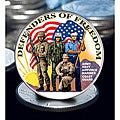 American Coin Treasures Defenders of Freedom Eisenhower Dollar