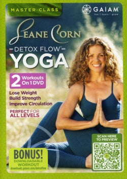 Seane Corn Detox Flow Yoga (DVD)