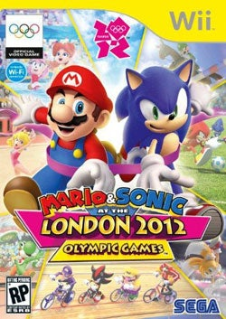 Wii - Mario & Sonic at the London 2012 Olympic Games
