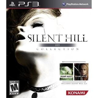 PS3 - Silent Hill HD Collection