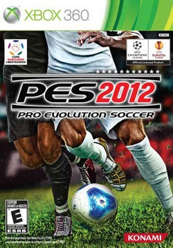 Xbox 360 - Pro-Evolution Soccer 2012 - By Konami