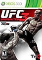 Xbox 360 - UFC Undisputed 3 - By THQ