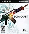 PS3 - Bodycount