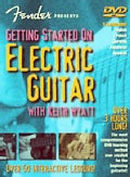 Getting Started on Electric Guitar (DVD)