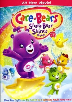 Care Bears: Share Bear Shines Movie (DVD)