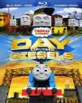Thomas & Friends: Day Of The Diesels (Blu-ray/DVD)