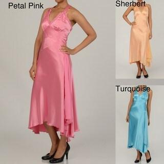 Issue New York Women's Cross-back Evening Dress