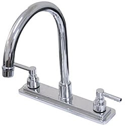 Claremont Chrome 8-inch Kitchen Faucet