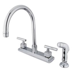 Claremont 8-inch Kitchen Faucet