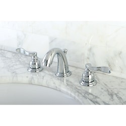 Nuwave French Chrome Mini-widespread Bathroom Faucet