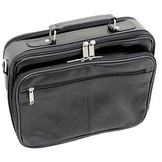 World Traveler Executive Leatherette 13-inch Laptop Case