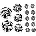 Vinyl Attraction Zebra Print Polka Dots Inspiring Vinyl Decal