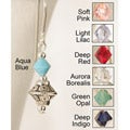 Sterling 'Tehya' Crystal Earrings (Pack of 7 Pairs)