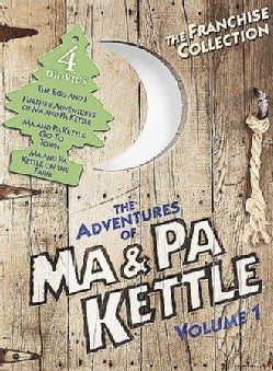 The Adventures Of Ma And Pa Kettle: Vol. 1 (DVD)