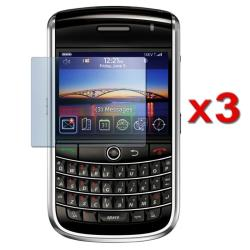Screen Protector for BlackBerry Tour 9630/ Curve 8900 (Pack of 3)