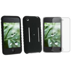 Silicone Case/ Screen Protector for Apple iPhone 1st Generation