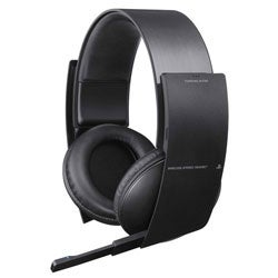PS3 - Wireless Stereo Headset
