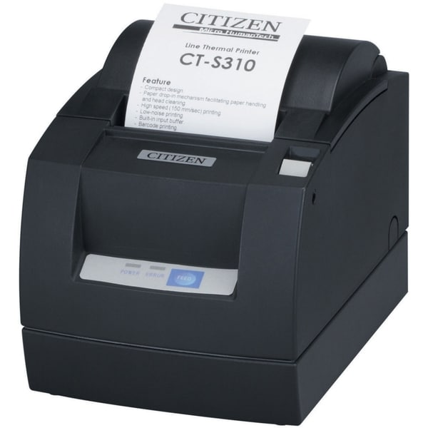 Citizen CT-S310II Direct Thermal Printer - Monochrome - Desktop - Rec