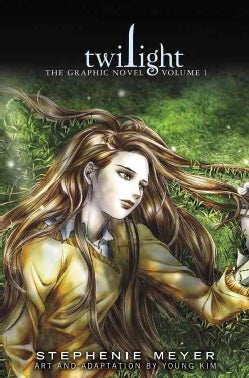Twilight the Graphic Novel 1 (Paperback)